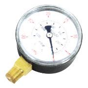 Compound Vacuum Pressure Gauge (GY-C-02)