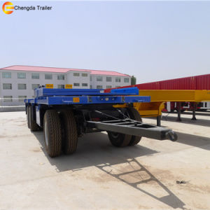 3 Axle Enclosed Cargo Full Trailer on Sale pictures & photos