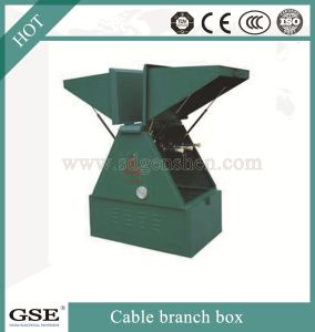 Stainless Steel Enclosure Outdoor High Voltage Cable Branch Box pictures & photos