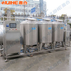 Acid and Alkali Cleaning Fluid System Cip for Cleaning pictures & photos