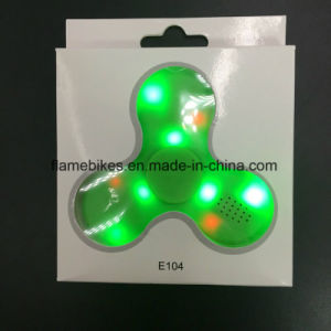 Finger Spinner with Bluetooth Speaker and LED Lamp pictures & photos