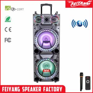 12 Inch Stage Speaker Bluetooth Battery Speaker F10-23 pictures & photos