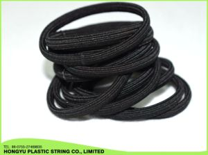 Factory Flat Braided Elastic Hair Band Elastic Hair Tie pictures & photos