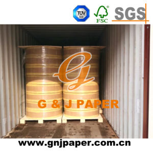 Wood Pulp Recycled Pulp Non Carbon Carbonless Paper for Sale pictures & photos