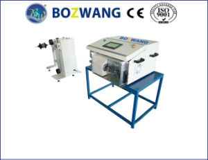 Bzw Automatic Coaxial Stripping Machine (Thin Wire) pictures & photos