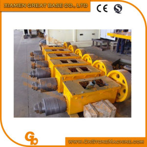 GBQQJ-3500 Bridge Type Hydraulic up and Down Stone Cutting Machine pictures & photos