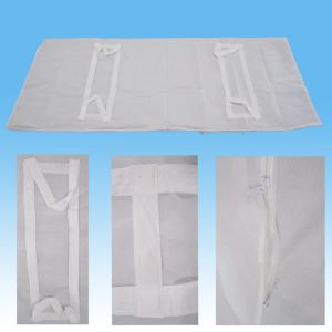 SMS Disposable Medical Body Bag, PP+PE Waterproof Body Bag pictures & photos