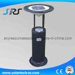 Popular Europe LED Solar Lawn Lamp for Garden (YZY-CP-41) pictures & photos