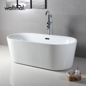 Narrow Flange Freestanding Royal Bathtub Freestanding Bathtub Manufacturers pictures & photos
