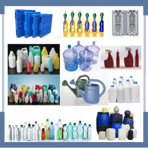 High Quality Plastic Pail Blow Molding Making Machine pictures & photos