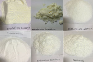 Muscle Anabolic Steroids Testosterone Decanoate Drugs Powder pictures & photos