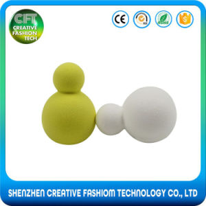 Get $1000 Coupon Gourd Shape Latex Free Cosmetic Makeup Powder Puff pictures & photos