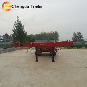 Utility 20FT 40FT Skeleton Container Chassis Semi Trailer pictures & photos
