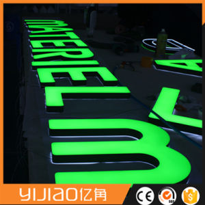 Wholesale PMMA Channel Letter Sign pictures & photos
