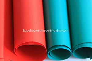 Hencoop Welding PVC Coated Tarpaulin (1000dx1000d 18X18 610g) pictures & photos