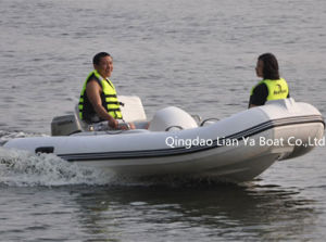 Liya 3.3meter Mini Speed Boat Luxury Inflatable Boat Ce Approved pictures & photos