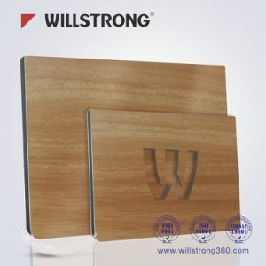 Willstrong Fireproof ACP B1/Aluminum Composite Panel up to 6mm Thickness pictures & photos