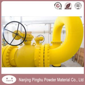 Glossy Yellow Outdoor Powder Coating for Pipeline pictures & photos