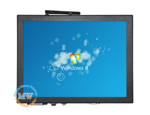 Usbi VGA HDMI Input Open Frame 17 Inch Android Industrial Panel PC Price (MW-174CE) pictures & photos
