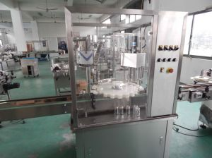 Automatic Liquid Filling Capping Line pictures & photos
