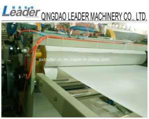 PP/PE/PS/ABS/EVA/PMMA Plastic Sheet Extruder Machine pictures & photos