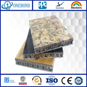 Stone Honeycomb Sandwich Panel for Curtain Wall pictures & photos