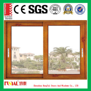 High Quality Customzied Double Glazing Aluminuim Sliding Windows pictures & photos