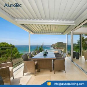 Pergola Adjustable Louvres Outdoor Roof Louvres pictures & photos