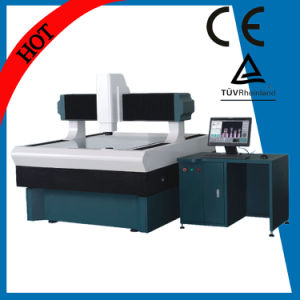 Large Stage Bridge Gantry Automatic CNC Video Measuring Machine pictures & photos