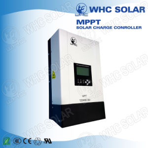 12V/24V/48V 40A/60A/80A Heatsink Solar Charge Controller pictures & photos