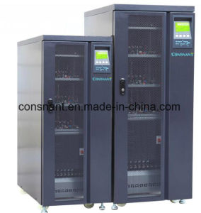 Three Phases High Frequency Online UPS with 380/400/415VAC pictures & photos