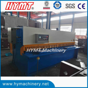 QC12Y-16X3200 hydraulic swing beam shearing cutting machine pictures & photos
