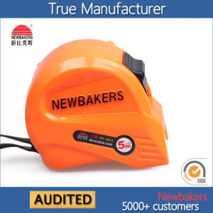 Newbakers Hand Tools Metric Steel Measuring Tape 99-5025 pictures & photos