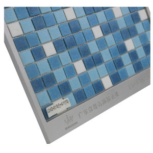 Swimming Pool Mosaic Mixed Glass Mosaic Tile pictures & photos