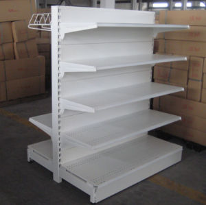 Grocery Display Stand Flat Panel Shelf pictures & photos