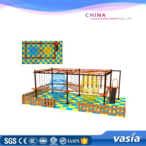 New Indoor Playground Equipment Rope Course by Vasia (VS5-160316-60A-31A) pictures & photos