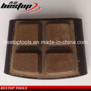 Bestop High Quaity China HTC Floor Polishing Pad for Concrete pictures & photos