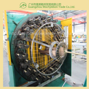 Wire Braided Hydraulic Hose for Coal Mine (602-3B-1/2) pictures & photos