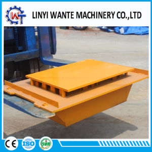 Qt4-18 Hydraulic Concrete Hollow Brick/Block Machine Price pictures & photos