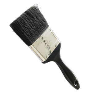 Painting Tools 63mm Paint Brush with Natural Pure Bristle and Plastic Handle pictures & photos