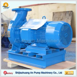Pond Horziontal Monoblock Closed Coupling Pipeline Water Pump for Irrigation pictures & photos
