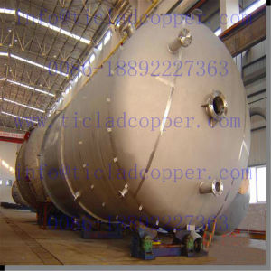 Stainless Steel Agitator Stirred Reactor/ Agitated Vessel/ Mixing Reactor pictures & photos