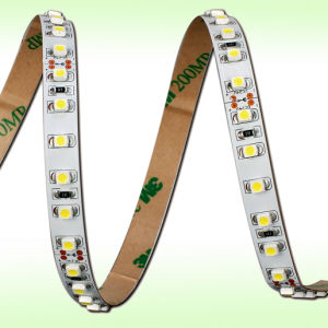 4 Rows 24volt SMD3528 Warm White Flexible LED Light Strip pictures & photos