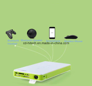 Wholesale Pricedlp Mini Projector with Full HD Nativity Set WiFi