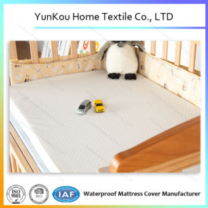 Allergy Free Waterproof Mattress Cover China Manufacturer pictures & photos