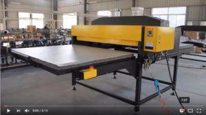 80*100cm Pneumatic Big Size Heat Press Machine pictures & photos