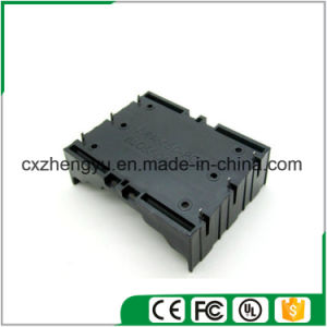11.1V/3X18650 Battery Holder with Contact Pins pictures & photos