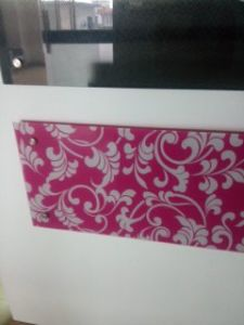 Silk Screen Glass/Glass Wall pictures & photos
