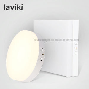 6W/12W/18W/24W Square Round Surface Mounted LED Panel Light Downlight for Home Lighting pictures & photos