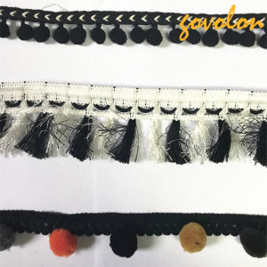 2017 New Arrival Hot Sell Ball Trimming/Tassel/Fringe pictures & photos